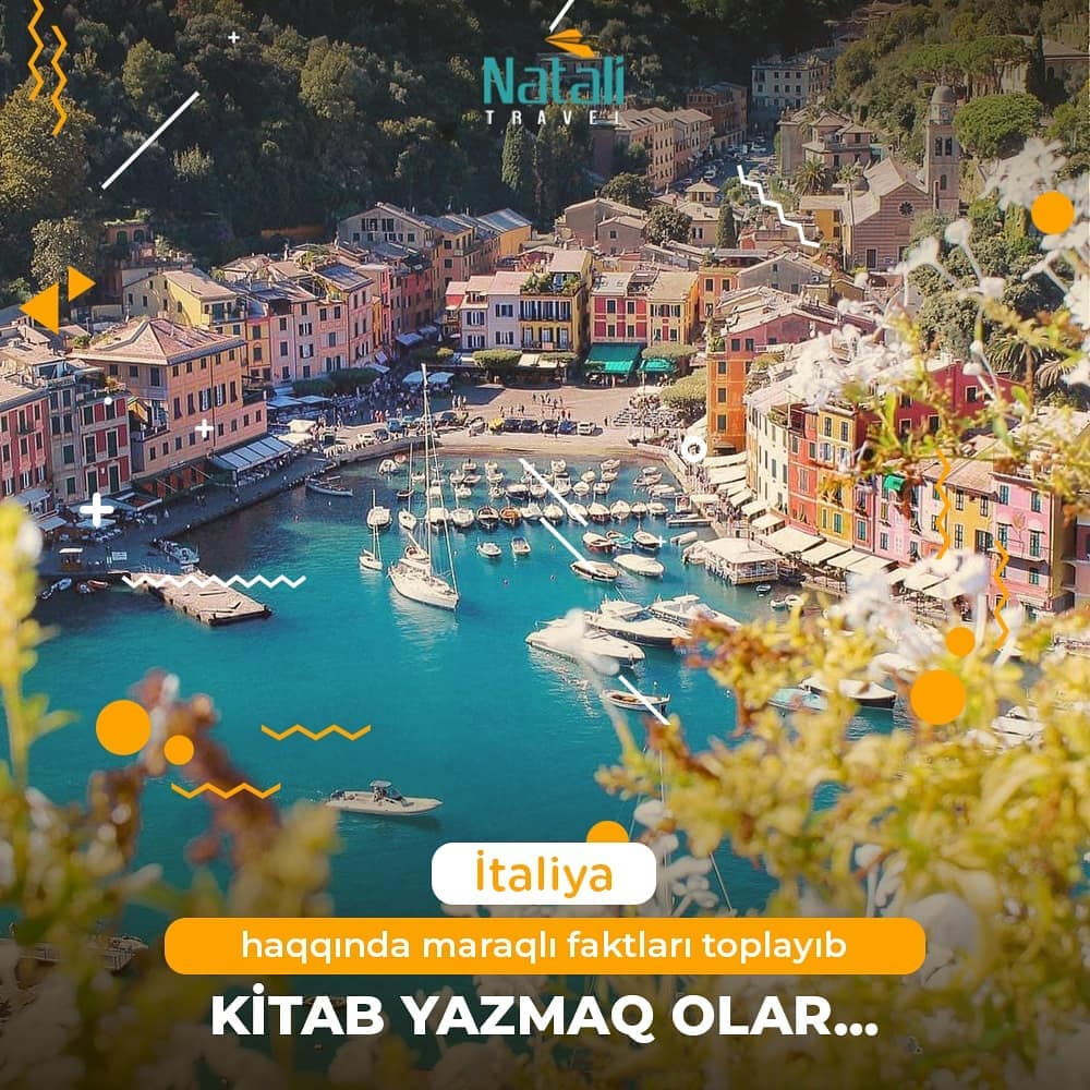 YOU CAN COLLECT İNTERESTİNG FACTS ABOUT ITALY AND WRİTE A BOOK